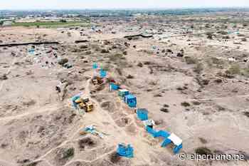 Lambayeque: Retiran a más de 800 invasores del santuario de Pómac - El Peruano