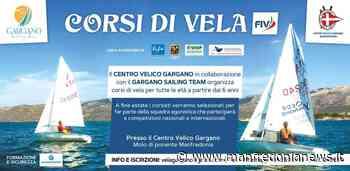 Corsi di vela al Centro Velico Gargano di Manfredonia - Manfredonia News