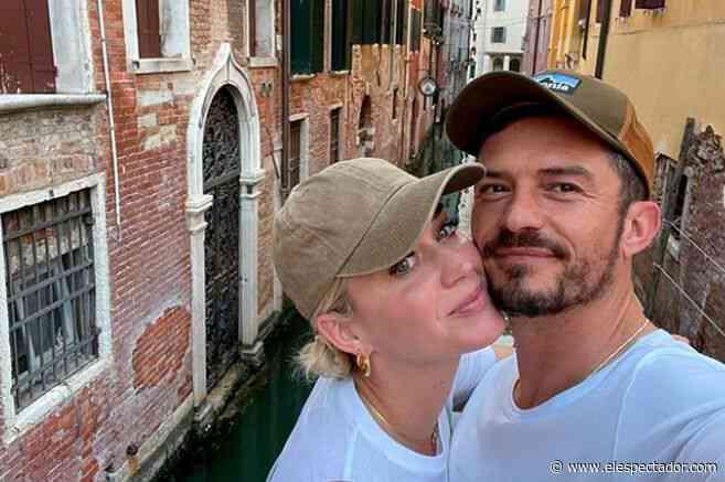 Las lujosas vacaciones de Katy Perry y Orlando Bloom en Venecia - El Espectador