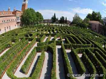 Abrió por primera vez el laberinto dedicado a Borges en Venecia - Diario El Sol Mendoza