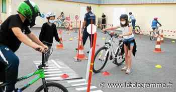 Journée prévention routière pour les CM2 de Plabennec - Le Télégramme