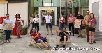 Zweites Biergartenvolksfest in Roding - Region Cham - Nachrichten - Mittelbayerische