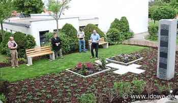 Grabstätte ohne Grabpflege - Ruhegemeinschaft am Friedhof Roding - idowa