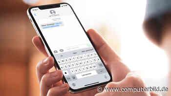 Gefährlicher neuer SMS-Spam: Fake-Voicemail
