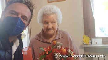 Galliate, cento candeline per nonna Ines - La Voce Novara e Laghi - La Voce di Novara