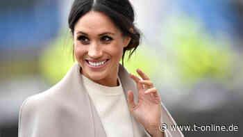 Royals: Warum Meghan ihren Mann nicht nach England begleitet - t-online