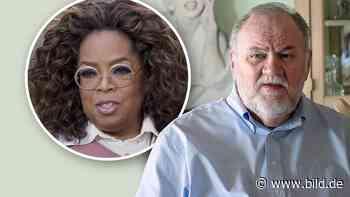 Meghan Markle: Jetzt schießt ihr Vater gegen Oprah Winfrey - BILD