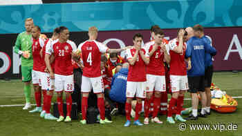 EM 2021: Dänische Royals unterstützen Christian Eriksen nach Kollaps auf dem Platz - VIP.de, Star News