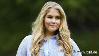Prinzessin Amalia der Niederlande verzichtet auf Millionen-Zulage - BILD