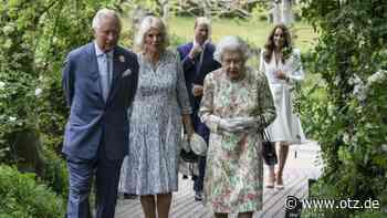 Royals zu Gast beim G7-Gipfel in Cornwall - Ostthüringer Zeitung