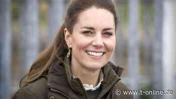 Britische Royals: Herzogin Kate hofft auf baldiges Treffen mit Baby Lilibet - t-online