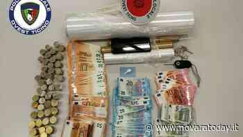 Trecate, in casa aveva cocaina e oltre 3.400 euro: inseguito e arrestato 21enne - NovaraToday