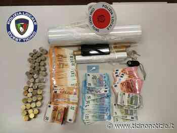 Trecate: operazione antidroga della Pl, in manette 21enne marocchino - Ticino Notizie