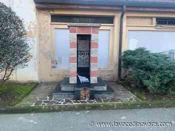 Trecate, cippo fascista al cimitero: fissato il sopralluogo della Soprintendenza - La Voce Novara e Laghi - La Voce di Novara