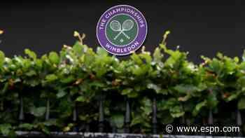 Wimbledon cuts 2021 purse by 5% to $49.4M