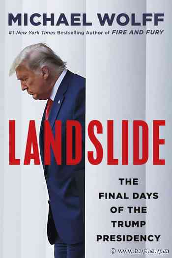 'Fire and Fury' author writes new Trump book 'Landslide'