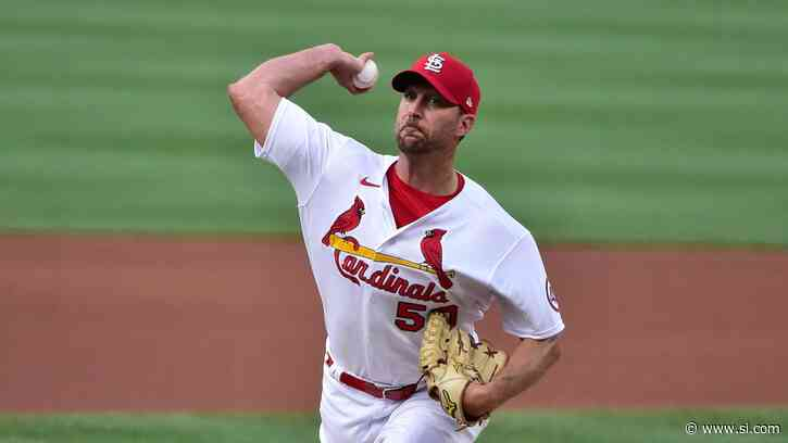 Adam Wainwright Admits to Using Foreign Substance During 2019 Season - Sports Illustrated