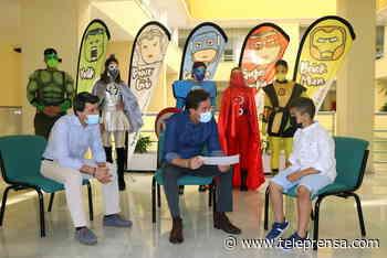 Avanza en Verde y Ayuntamiento de El Ejido enseñan el valor medioambiental del reciclaje a más de 1.300 escolares - Teleprensa periódico digital