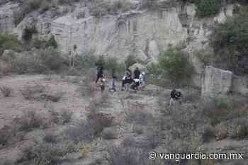 Cae mujer al fondo de un barranco en el ejido Palo Alto - Vanguardia MX