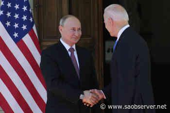 Biden says meeting with Putin not a 'kumbaya moment' - Salmon Arm Observer