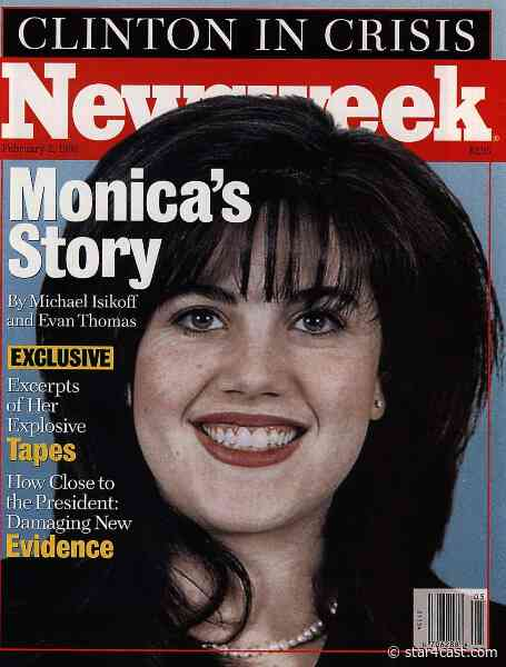 Monica Lewinsky – creating a life out of the ruins