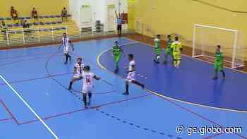 Campo Largo estreia com vitória, AABB e JES empatam na abertura do Metropolitano de futsal - globoesporte.com