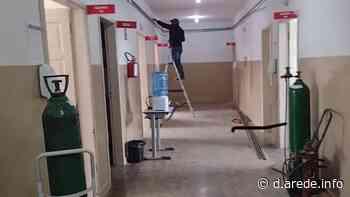 Imbituva avança em obras no Pronto Atendimento Municipal - ARede