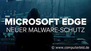 Microsoft Edge: Neuer Malware-Schutz