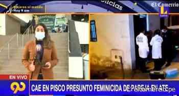 Presunto responsable de la muerte de una mujer en Ate fue intervenido - El Comercio Perú