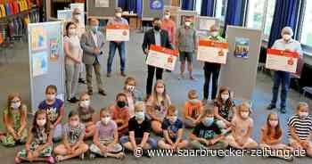 Ausstellung in der Walter Bernstein Grundschule in Schiffweiler - Saarbrücker Zeitung