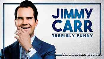 Tickets for Jimmy Carr event now on sale