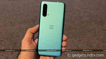 OnePlus Nord CE 5G Receiving OxygenOS 11.0.2.2 in India With May 2021 Security Patch, Camera Improvements