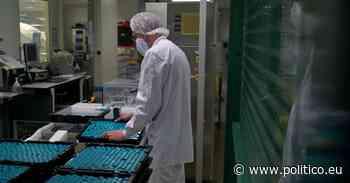 CureVac's coronavirus vaccine only 47 percent effective - POLITICO Europe
