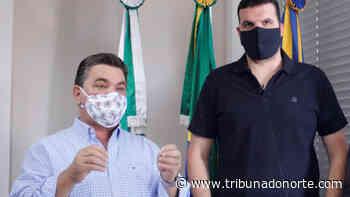Lupion anuncia R$ 1 mi em asfalto para Arapongas - Tribuna do Norte