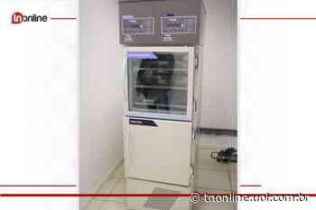Arapongas adquire refrigerador para armazenamento de vacinas - TNOnline - TNOnline