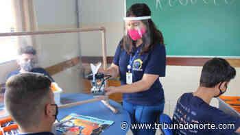 Parceria garante ensino de robótica em Arapongas - Tribuna do Norte