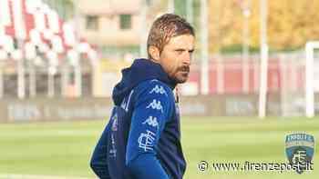 Empoli calcio: risolto il contratto con l'ex mister Dionisi - Firenze Post