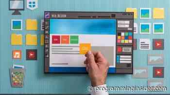 5 Stunning Tools for Web Application Design - Programming Insider