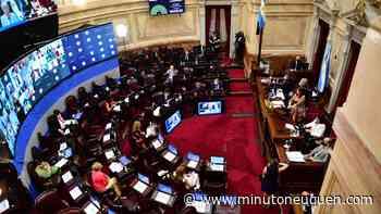 Zonas Frías obtuvo dictamen favorable en el Senado - Minuto Neuquen