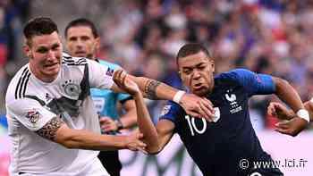 Euro : les Bleus dans le vif du sujet, un stade plein comme un œuf, un lob de fou... La feuille de match - LCI