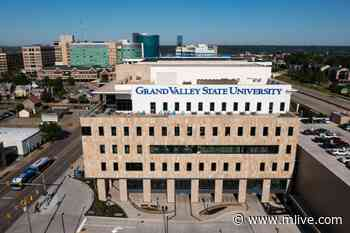 Take a peek inside Grand Valley State University's $70M health sciences building on the Medical Mile - MLive.com