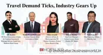 Travel demand ticks, industry gears up - BW Businessworld