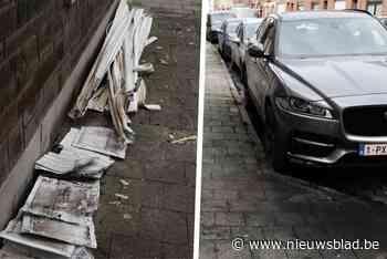 Auto in lichtelaaie in Rooigemwijk: parket vermoedt kwaad op... (Gent) - Het Nieuwsblad