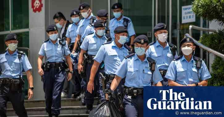 'Worst of times': Hong Kong media defiant amid police crackdown