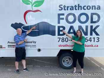 Food drive set for Saturday - Sherwood Park News