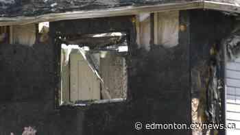 44-year-old man arrested in Sherwood Park arsons: RCMP - CTV News Edmonton