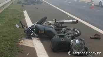 Motociclista cai na SP-147 e morre atropelado, em Limeira - Estradas