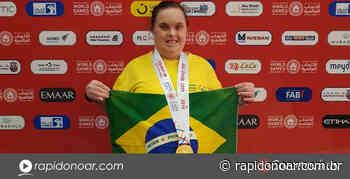 Medalhista Olímpica da Aril, Heidi segue internada com Covid-19 em Limeira - Rápido no Ar
