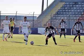 Inter de Limeira fica no empate sem gols com o Cianorte e soma primeiro ponto na Série D - globoesporte.com