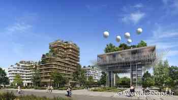 A Rueil-Malmaison, High garden sera la figure de proue de l'écoquartier de l'Arsenal - Les Échos